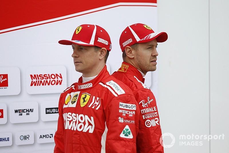 """Räikkönen: """"Nem lepett meg a Ferrari döntése és Vettel már nem az én dolgom"""""""