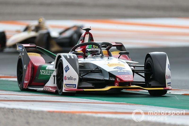 Di Grassi ve a cinco o seis equipos peleando por triunfos en la Fórmula E