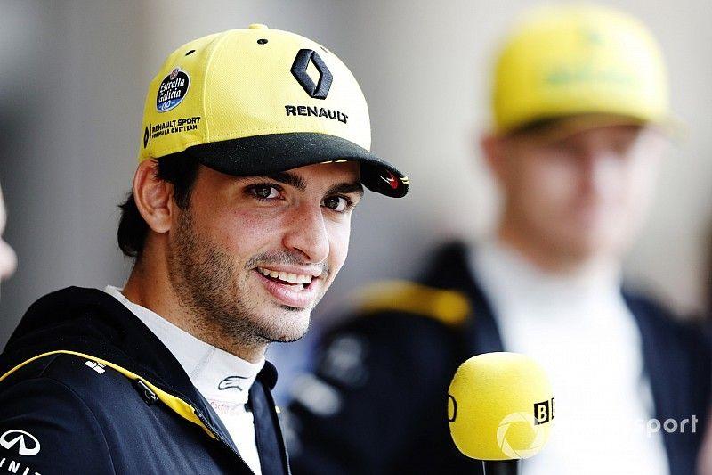Sainz: Nível na F1 em 2019 será alto como sempre