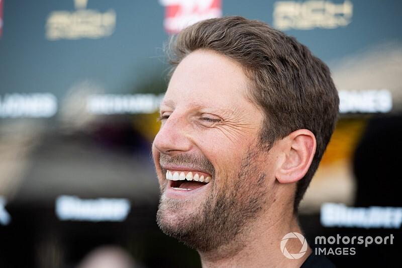 A Racing Point főnöke odaszúrt Grosjeannak a bemutatón