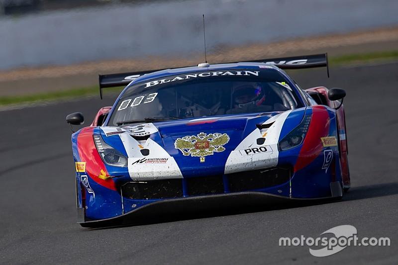 SMP Racing na czele testów