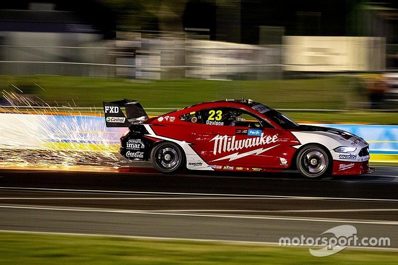 Perth grip masking Supercars Mustang parity changes