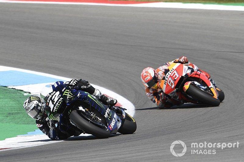 """Yamaha ? """"Un rival à prendre en compte"""" désormais, selon Márquez"""