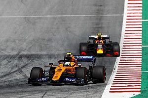 Norris brille, McLaren inflige un 12-0 à Renault