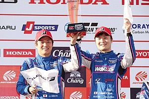 6年ぶりにGT500優勝を手にした大嶋和也「本当に長かったし、ホッとした」