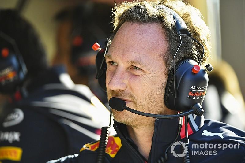 Horner wijst twee factoren aan voor moeizame start Red Bull