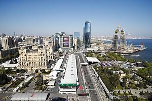 Le GP d'Azerbaïdjan en passe d'être reporté