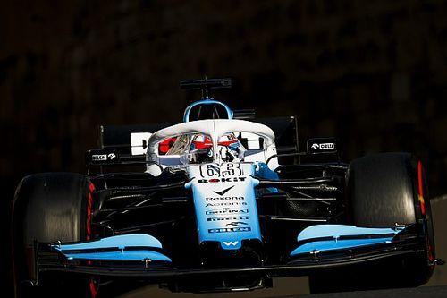 """La """"horrorosa"""" semana de Russell del GP de Azerbaiyán"""