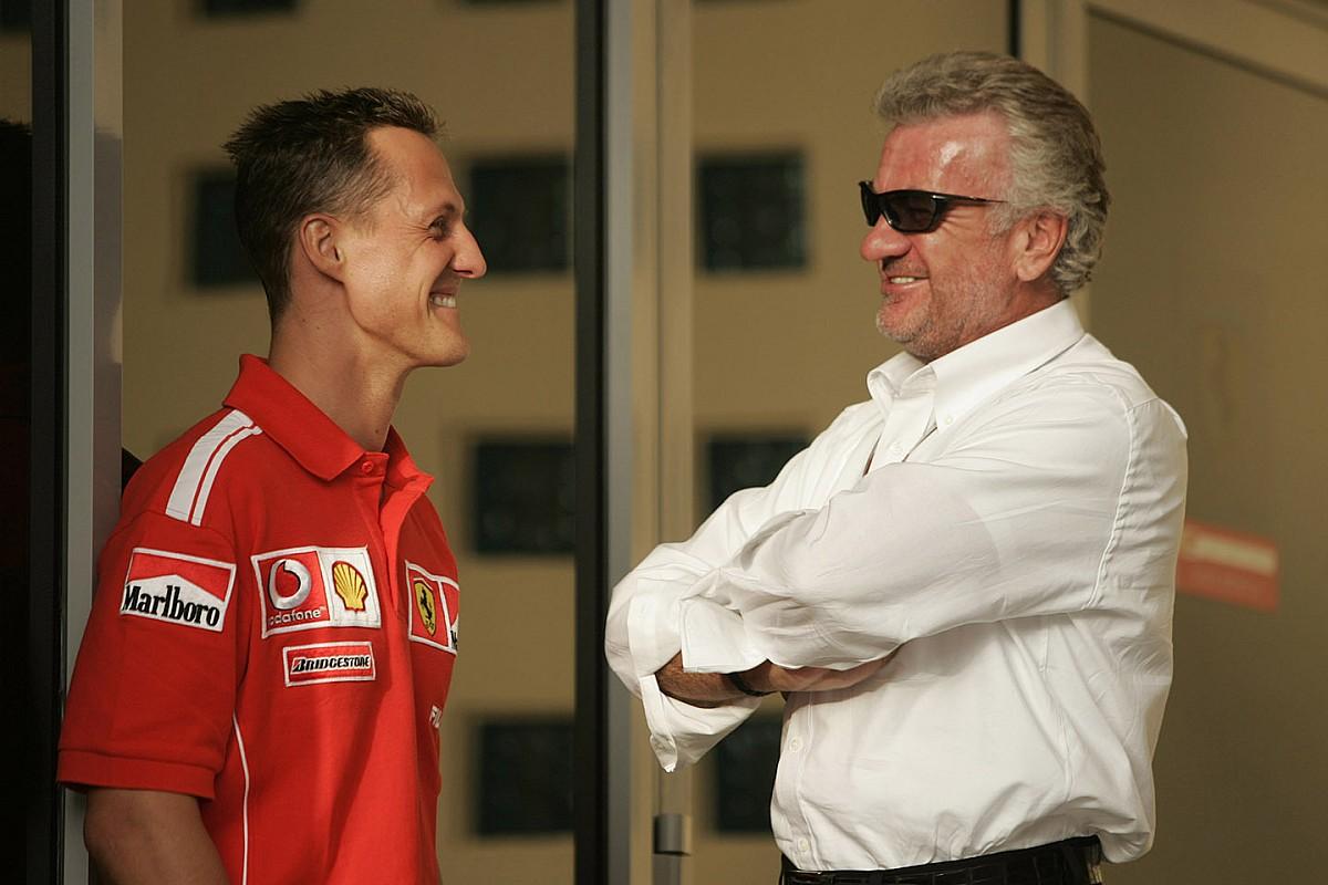 Willi Weber: Schumacher 50%-ot is adott volna nekem, ha annyit kérek