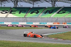 Arya Singh scores Formula 4 podium in Malaysia