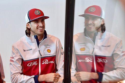 """Giovinazzi: """"Non sono in F1 perché porto soldi o sono il figlio di qualcuno"""""""