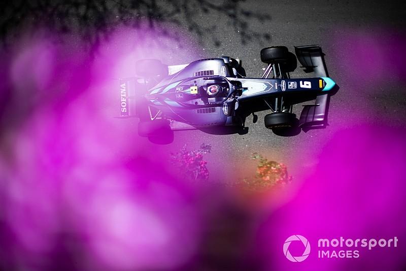 F2 Monaco: Latifi zet goede vorm voort in Monaco, De Vries tweede