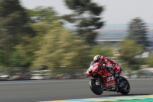 Stijl van Dovizioso 'te agressief' voor Le Mans
