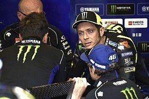 Rossi jobb kezdésre számított, Vinales nem is számíthatott jobbra