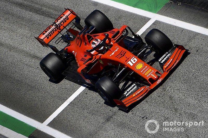 Ferrari: restyling aerodinamico per la SF90, ma niente sospensione nuova