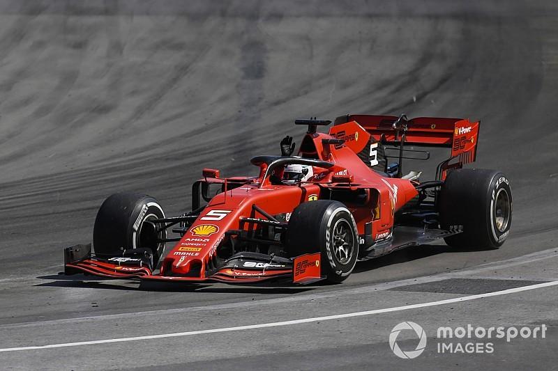 Ferrari no apela la sanción a Vettel pero estudia un plan 'B'