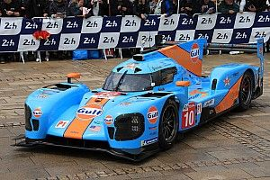 Dragon Speed presenta su LMP1 con los colores de Gulf