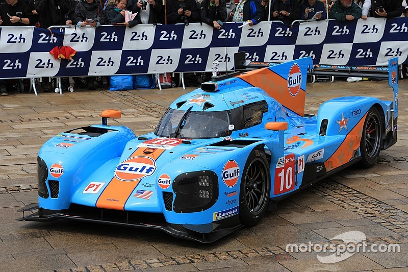 DragonSpeed unveils Gulf livery for LMP1 swansong