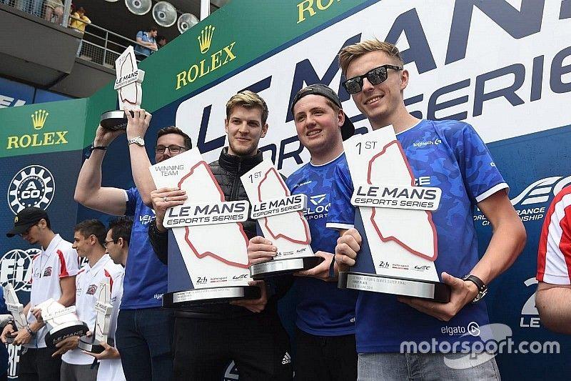 Le Mans eSports Serie 2019: Team Veloce überrascht sich selbst mit Finalsieg