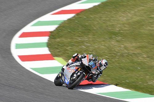 Tercera pole del año para Schrotter en Moto2