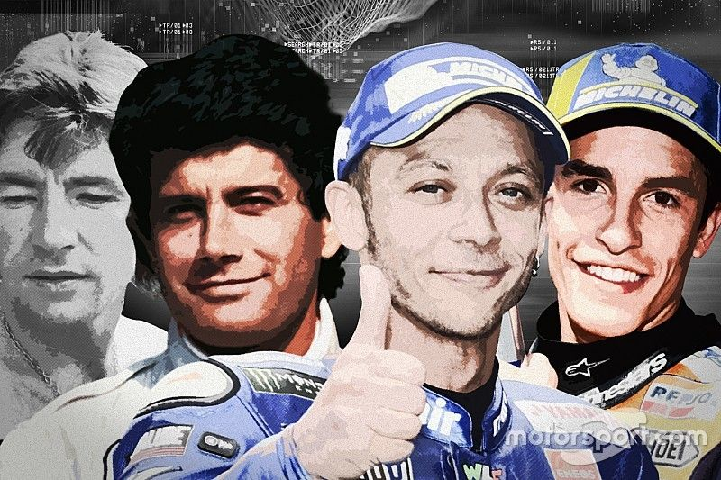 70 años de MotoGP: los números para recordar