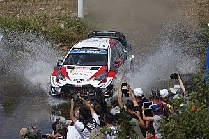 Italy WRC: Tanak builds sizeable lead over Sordo
