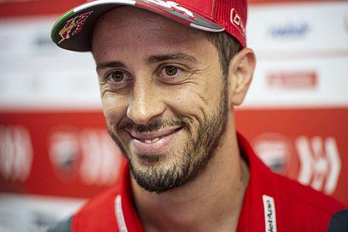 """Andrea Dovizioso: """"Man kann Marquez nicht mit Rossi vergleichen"""""""