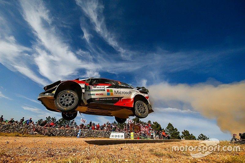 Katsuta wsiądzie do Yarisa WRC w Niemczech i Hiszpanii