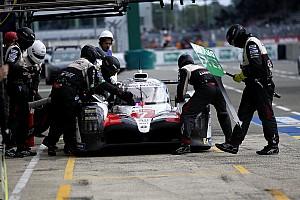 """López sur sa crevaison : """"Toyota aurait dû changer les 4 pneus"""""""