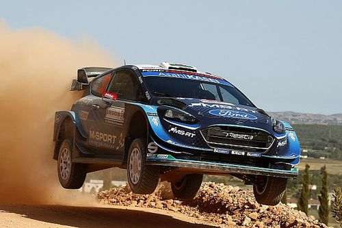 Evans blessé et forfait pour le Rallye de Finlande
