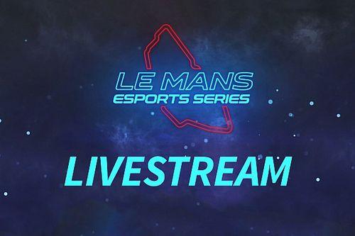 Live-Stream: Finale der Le Mans eSports Serie 2019