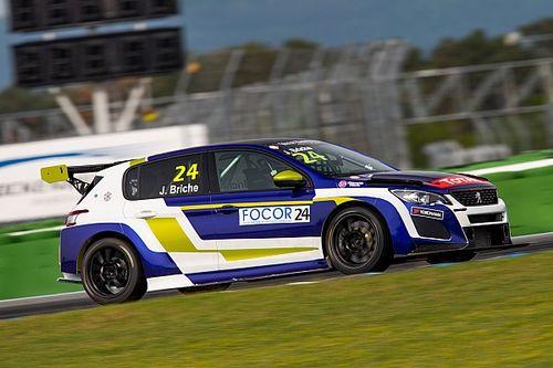 TCR Europe: Briché trionfa in Gara 2 ad Hockenheim nella doppietta Peugeot, podio per Jessica Bäckman