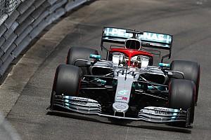 """Hamilton: """"La pole? Un giro quasi perfetto. Ho capito di voler correre in F1 a lungo"""""""
