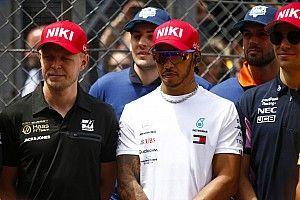 Hamilton diz que lutou com espírito de Lauda em Mônaco: 'Ele estava olhando lá de cima'