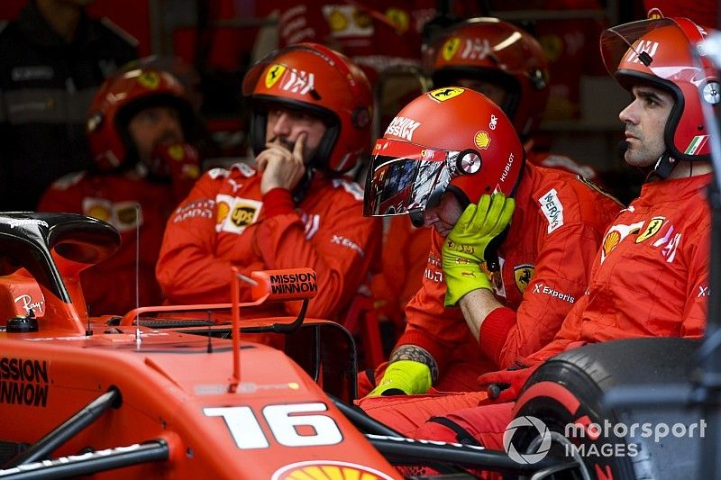 Ferrari перестроила структуру технического штаба, оставшуюся от Арривабене