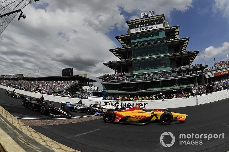 Indy 500 voor het eerst niet in mei door coronavirus