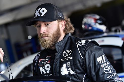 Jeffrey Earnhardt set to resume his 2019 NASCAR season