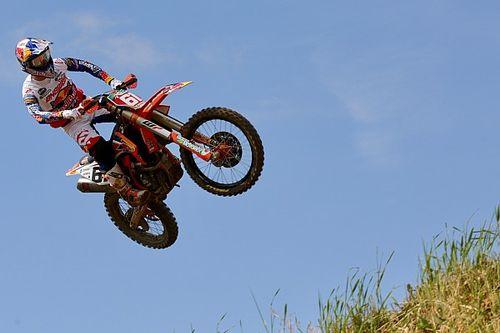 Ancora una doppietta per Jorge Prado nel GP di Russia di MX2