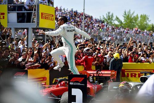 Klasemen F1 2019 setelah GP Kanada