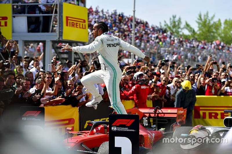 Photos - La course du Grand Prix du Canada 2019