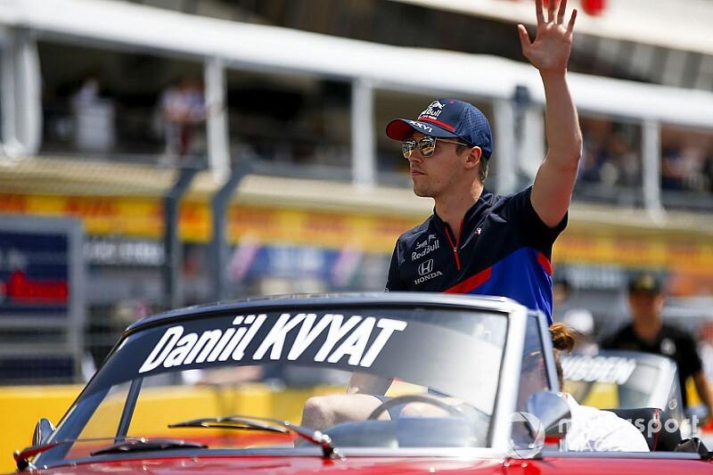 Tost chciałby Kwiata w Red Bull Racing