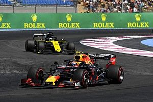 """Ricciardo beschermt Gasly: """"Ik had het makkelijker bij Red Bull"""""""
