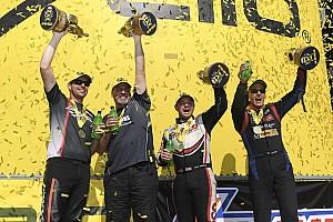 Tasca, S. Torrence, McGaha, Hines win in Norwalk