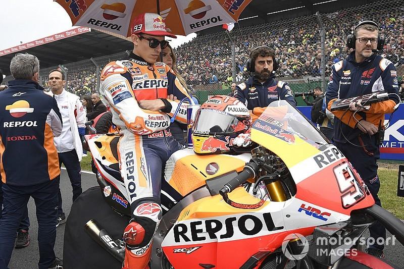 Pneu soft, couple accru : les piliers du succès de Márquez au Mans