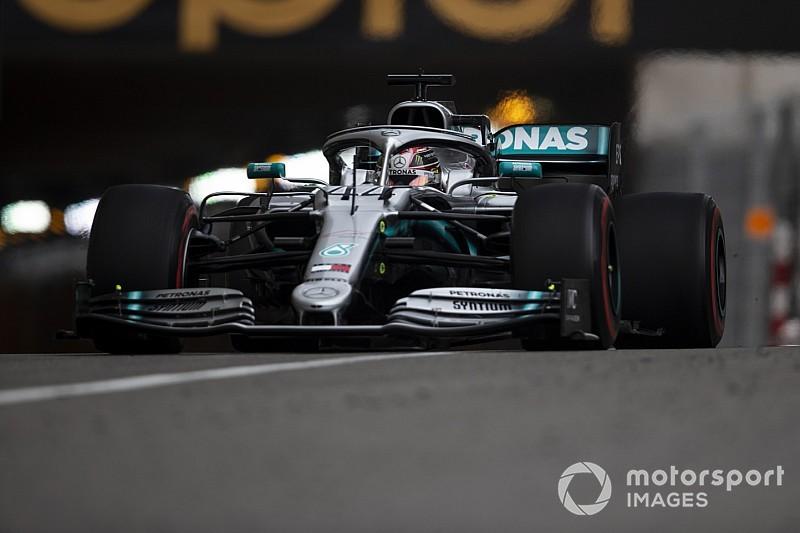 摩纳哥大奖赛FP2:汉密尔顿扩大领先优势