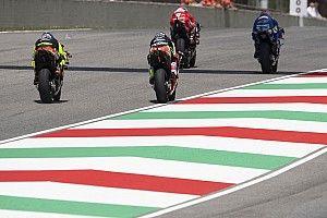 GALERI: Sesi kualifikasi MotoGP Italia
