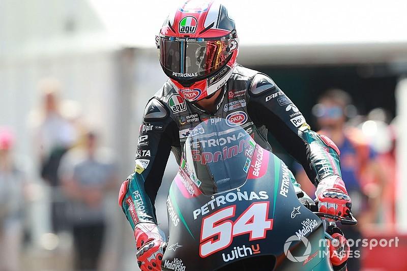 Pasini se lesiona y Folger suplirá a Pawi en el Petronas de Moto2