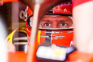 """Vettel sale al paso de los rumores: """"No planeo retirarme"""""""