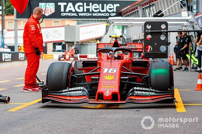 Leclerc, Hulkenberg y Pérez escapan a sanciones en Mónaco