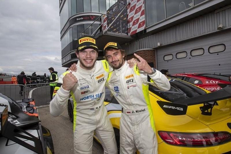 Kisiel i Koebolt wygrywają na Brands Hatch